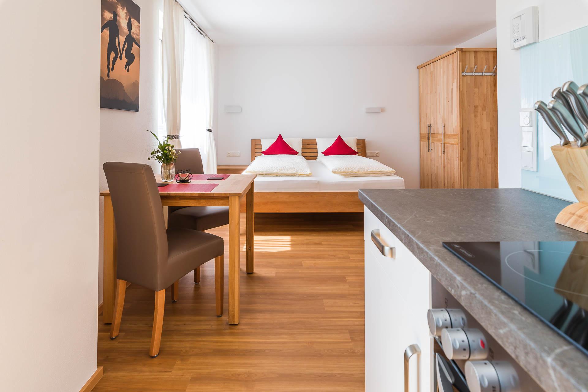 Ferienwohnung in Tirol | Stubaital | im Huggn